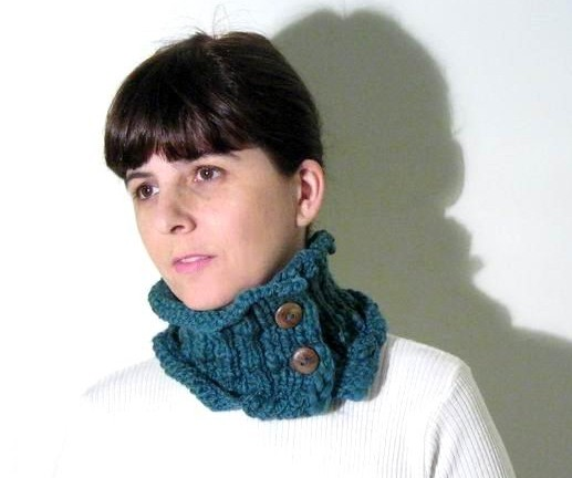 Maxima Scarflette - Turquoise