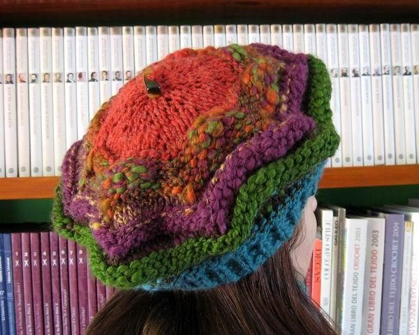 Happy Beret - One of a Kind