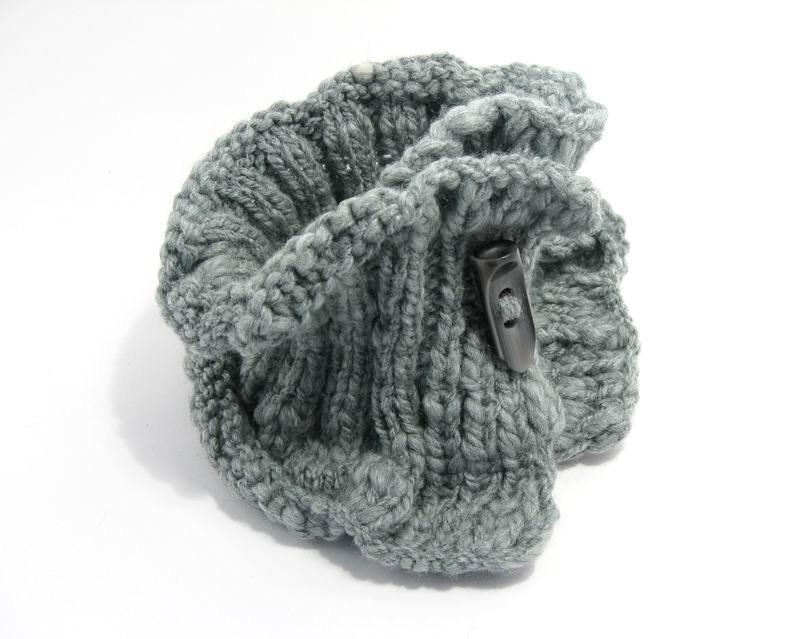 Scarflette - Grey