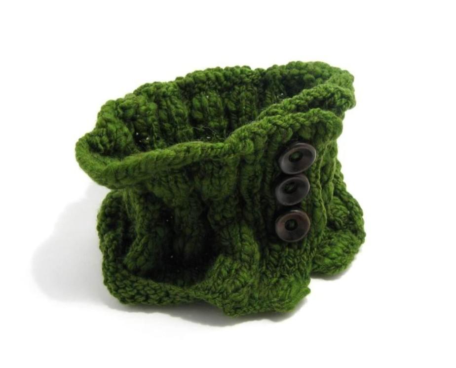 Scarflette - Green
