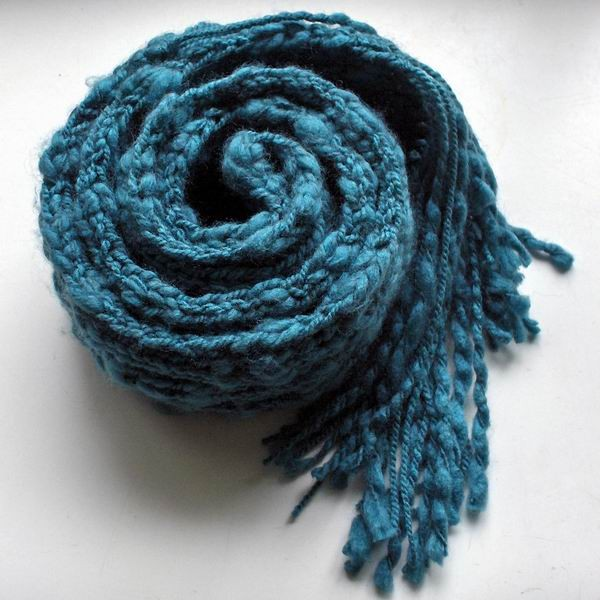 Marians Turquoise Scarf