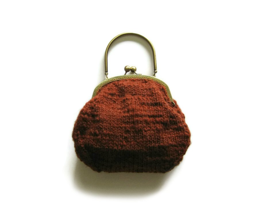 Rusty Brown Handbag
