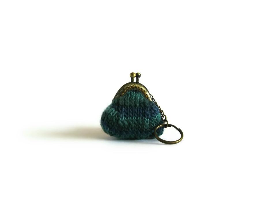 Mini Pouch Keychain