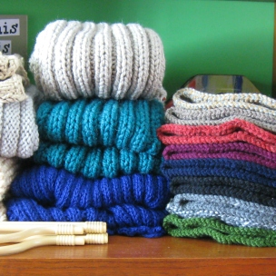 New Items to finish in knitBranda