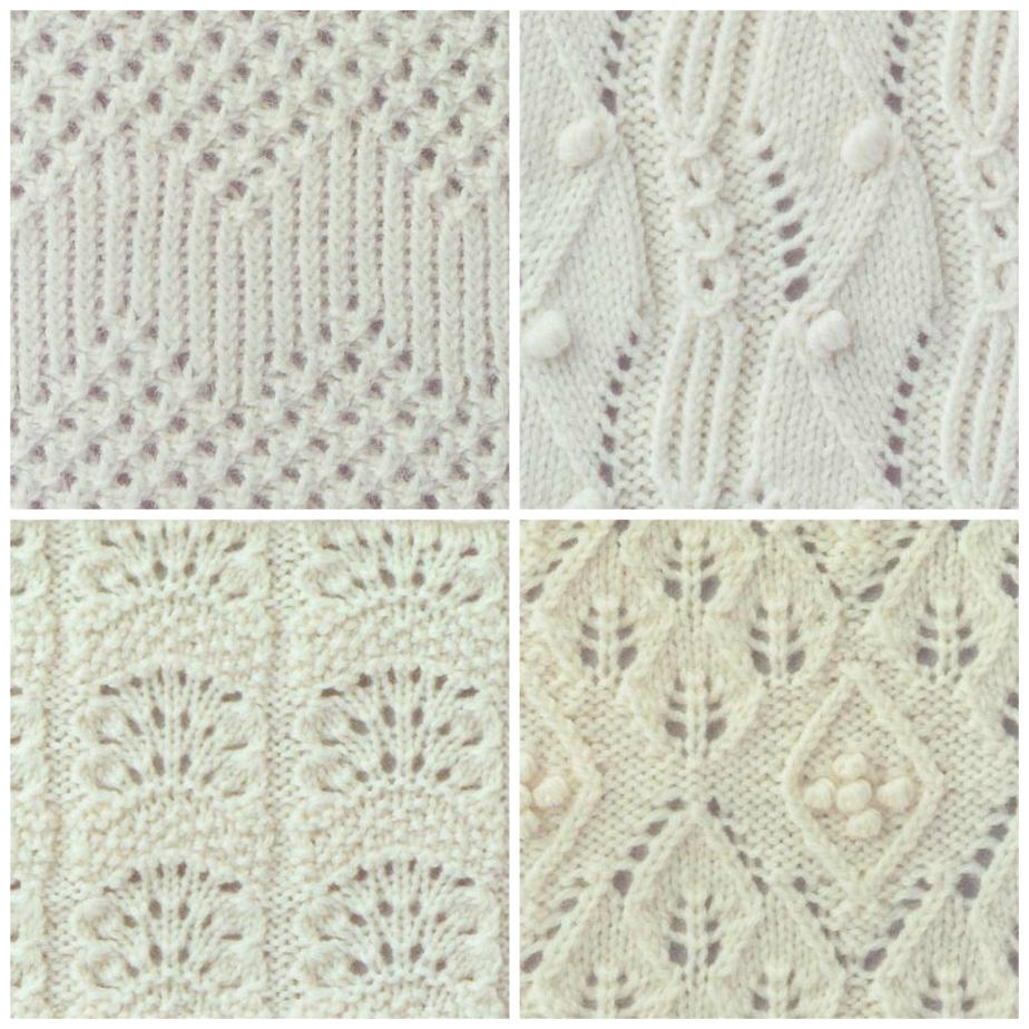 Lace Swatches