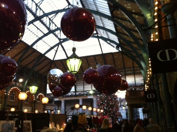 Covent Garden Market 2