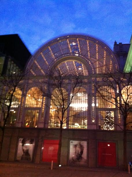 Paul Hamlyn Hall