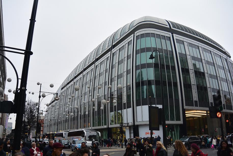 Primark Oxford St London