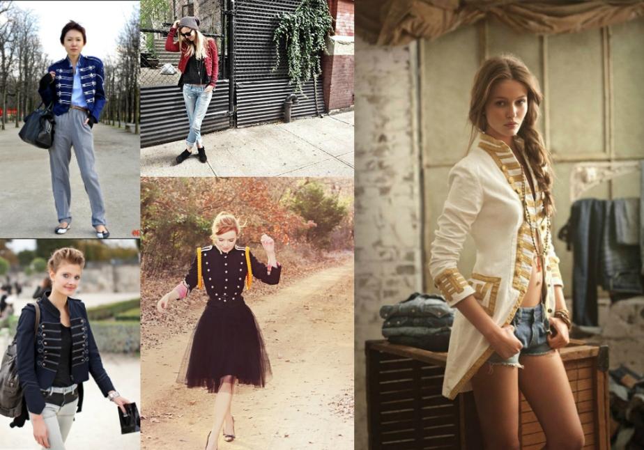 Cómo usar la Band Jacket - Fotos de FashionGum