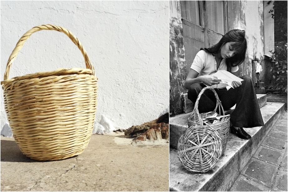 Birkin Basket - spacerocketstore / Jane Birkin
