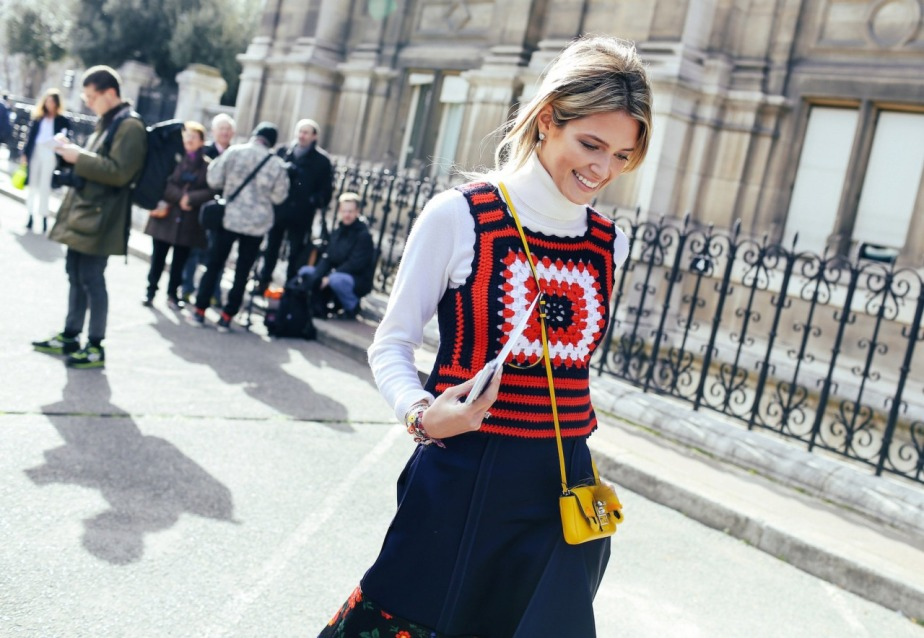 ´Street Style Paris Fashion Week 2015