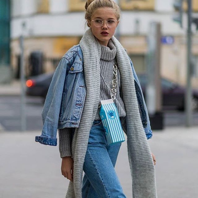 MBFW - Street Style por The World Wide Wardrobe