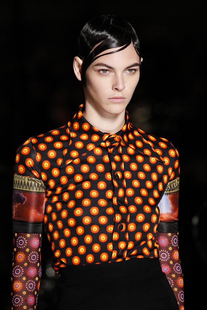 Los estampados de Givenchy