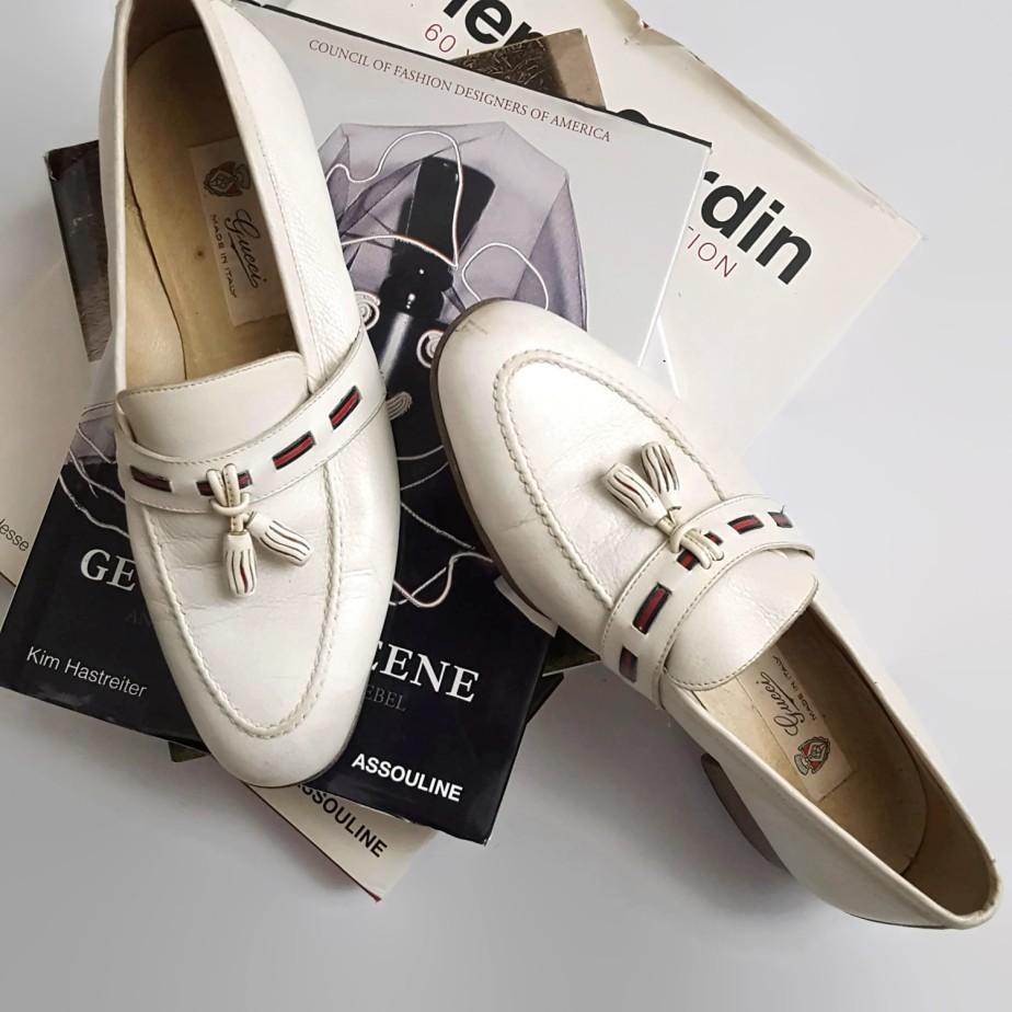 Vintage Gucci Loafers - LucilleGoldenVintage