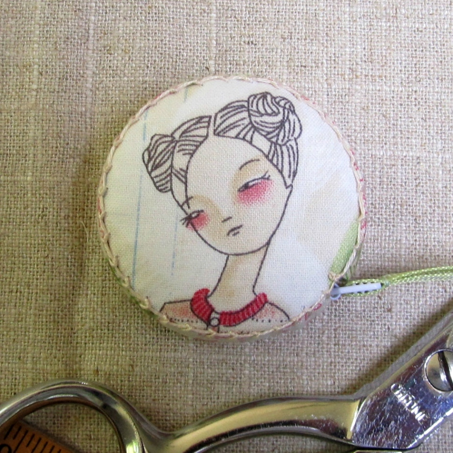 The Sweet Life for Blend by Cori Dantini. Retractable tape measure - ChosenSisters