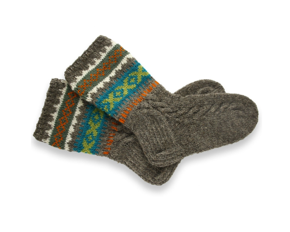Socks Hand knitted - klintawool