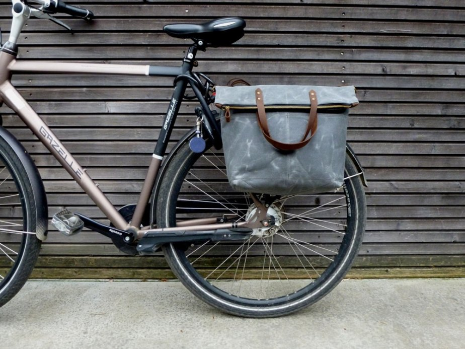 Bike pannier de treesizeverse