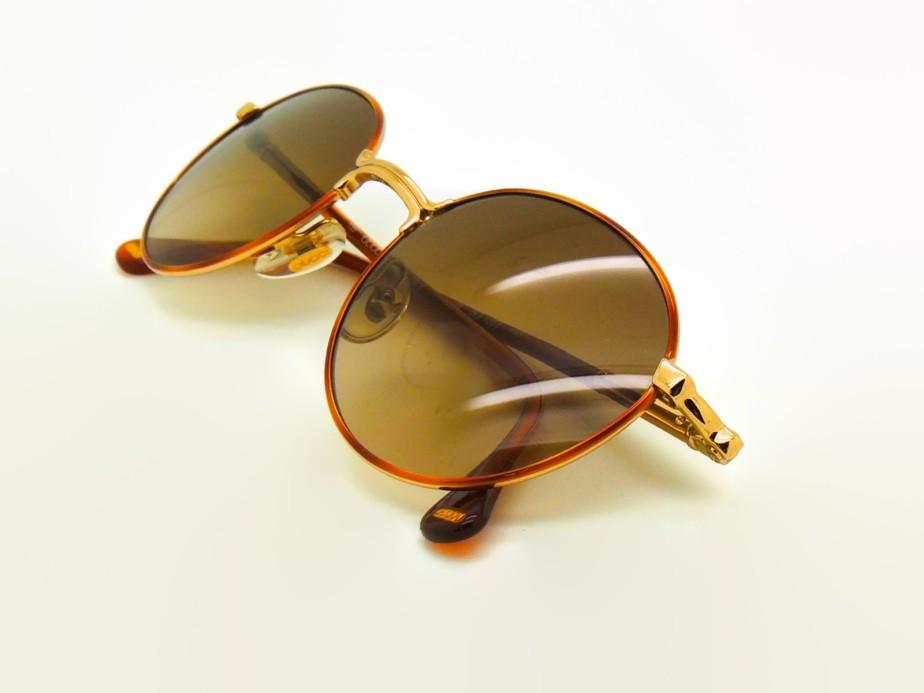 GUCCI 1353 Vintage Designer Panto Shape - eyehuggers