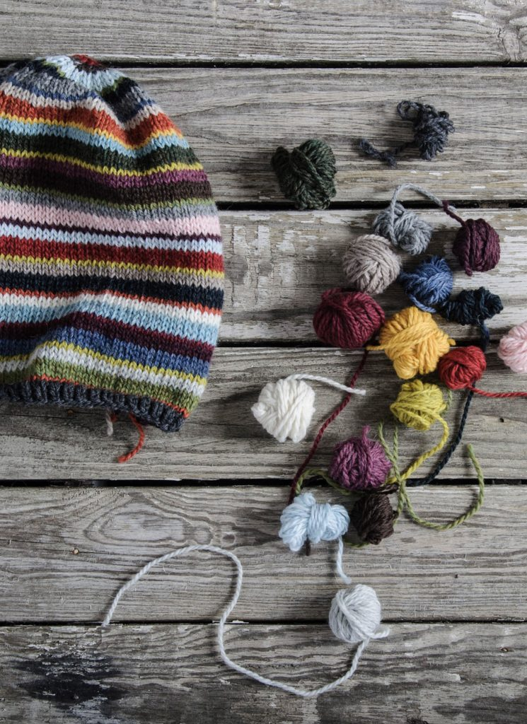 Hello 21 Color Hat Kit! - Loop Knit Lounge