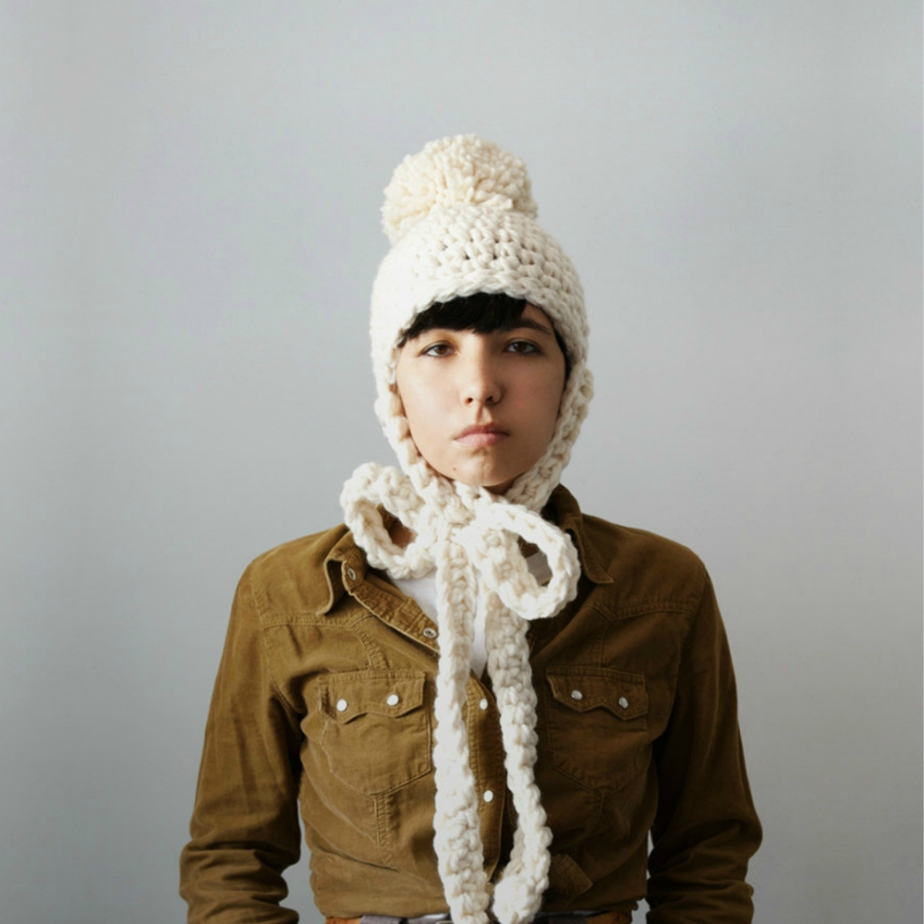 The English Thompson Hat in Buttercream Frosting por Yokoo
