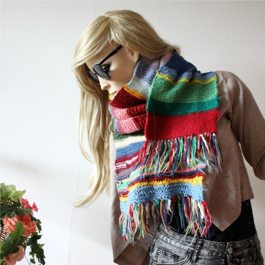 Vintage Wool Shawl por ULITA