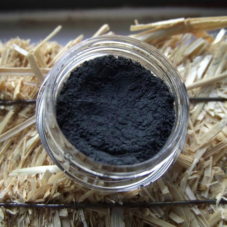 Route 66 Black Charcoal Eyeshadow by TaterRoundsBeauty