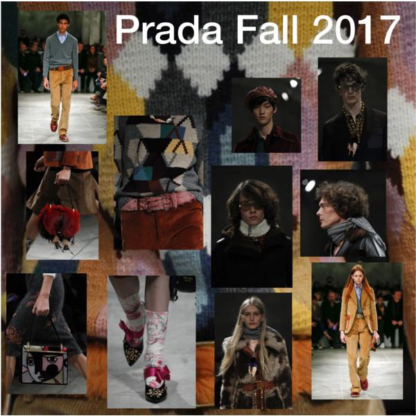 Prada Fall 2017